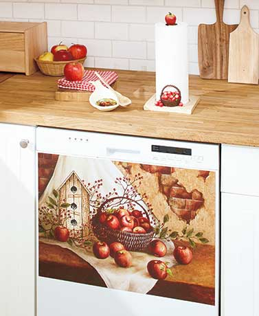 Apple Orchard Kitchen Collection