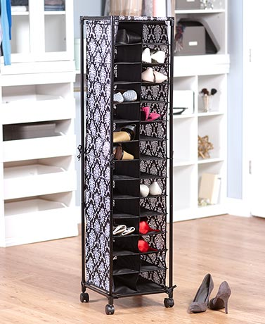 Fashionable Shoe Storage