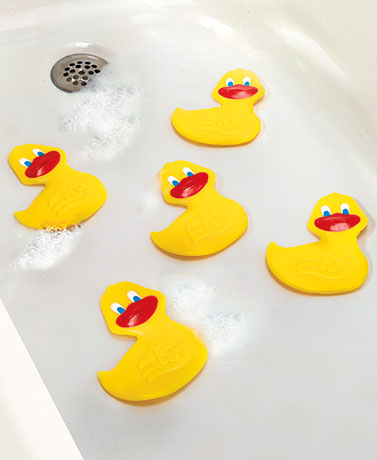 3-D Nonskid Bathtub Appliqu� Sets