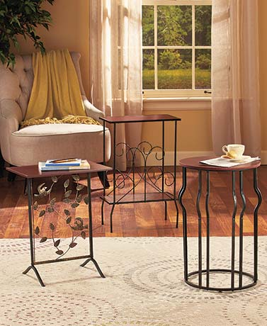 Occasional Accent Tables