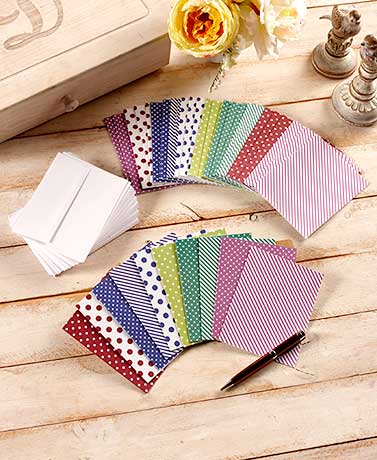 80-Pc. Everyday Boxed Notecard Sets
