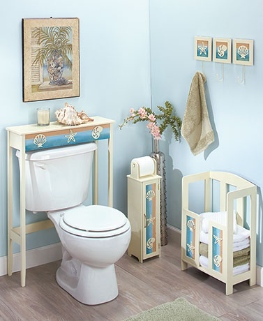Coastal Bathroom Collection