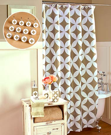 18-Pc. Complete Bathroom Ensembles
