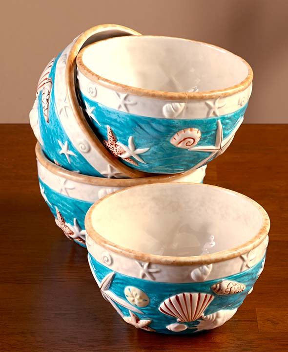 & Coastal Cottage Dinnerware | LTD Commodities