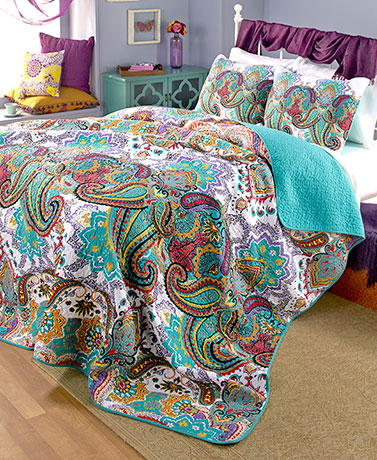 Nirvana Quilts or Shams