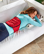 Hot/Cold Back Therapy Wrap