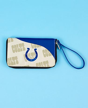 NFL Cell Phone Wallet Wristlets