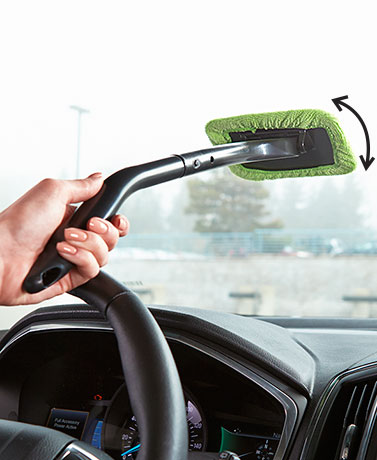 Windshield Cleaning Tool Set