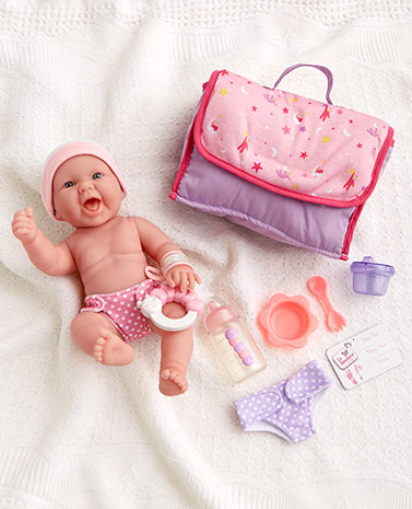 "La Newborn® Real Life 13"" Doll Set or Outfits"