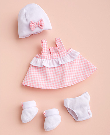 La Newborn® Real Life Doll Outfits