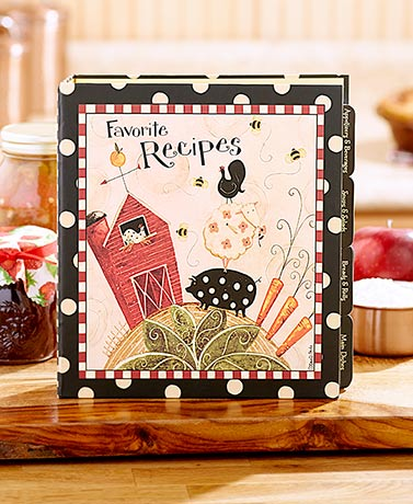 Favorite Recipes Kitchen Collection