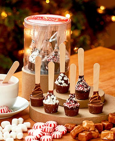 Gourmet Assorted Hot Chocolate Makers