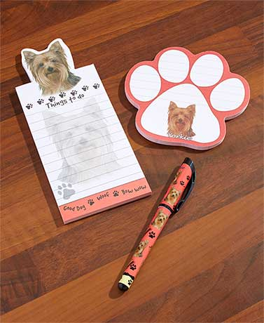 3-Pc. Dog Breed Stationery Sets