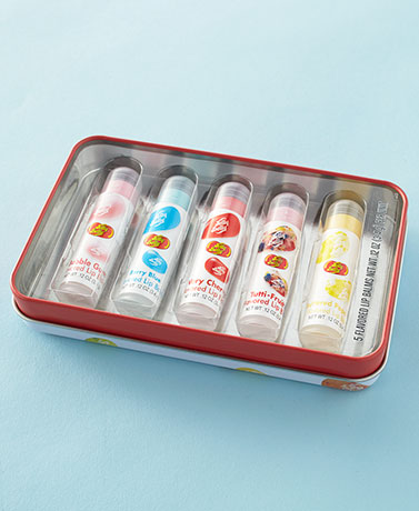 Novelty Flavored Lip Balms in Tins