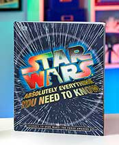 Star Wars� Absolutely Everything Book