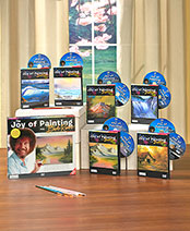 The Joy of Painting with Bob Ross® DVD Set