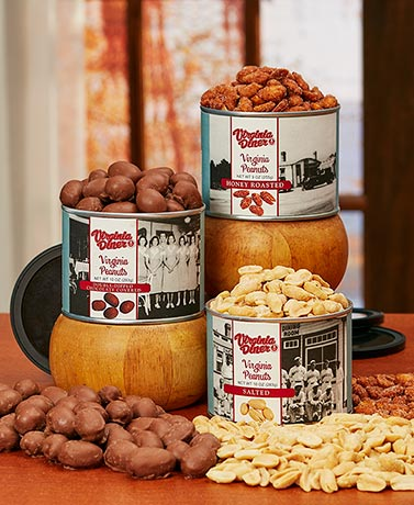 Virginia Diner Heritage Peanut Gifts