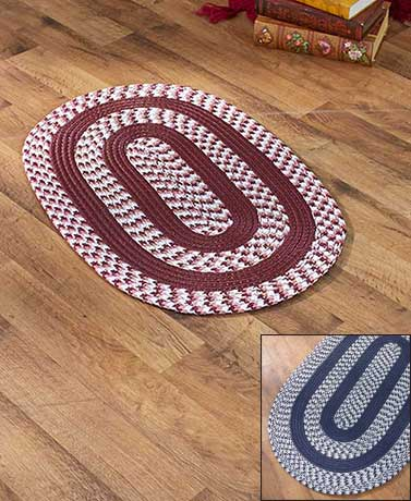Braided Accent Rugs