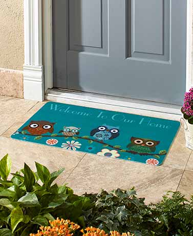 Printed Welcome Mats