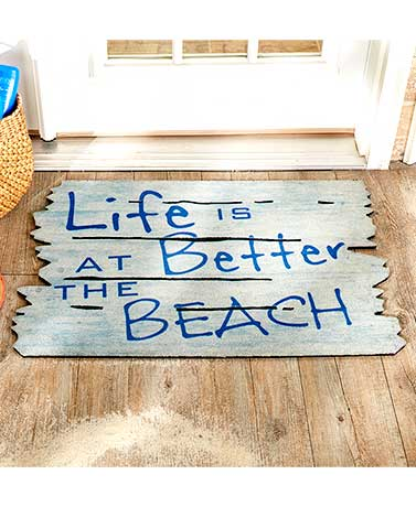 At-the-Shore Doormats