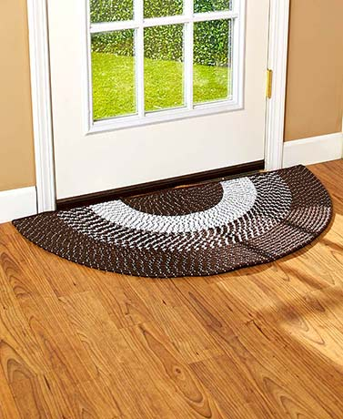 Nonskid Braided Rugs or Runners