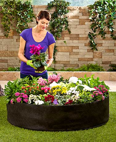 Outdoor Planter Bed Bags