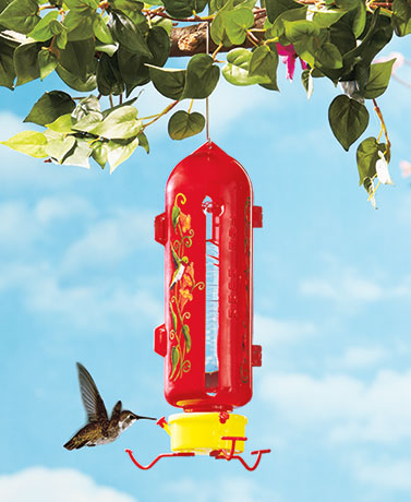 The Humm™ Hummingbird Feeder
