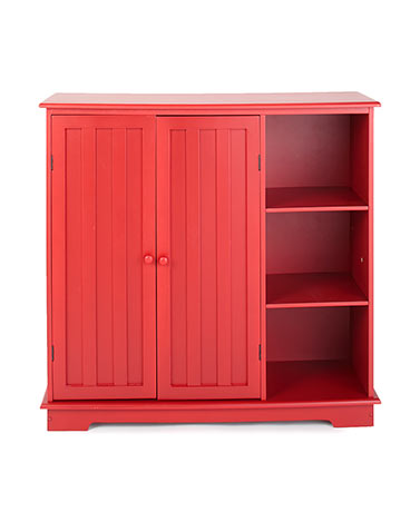 Beadboard Storage Units or Baskets
