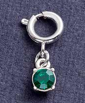 Bless This Family Key Chain or Charms - May Charm from LTD Commodities Product Image