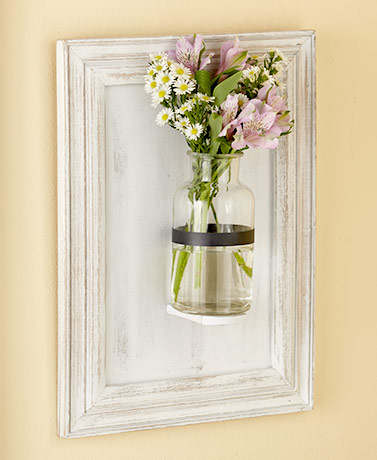 Wall Hanging Jar Vases
