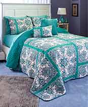 5-Pc. Istanbul Quilt Sets