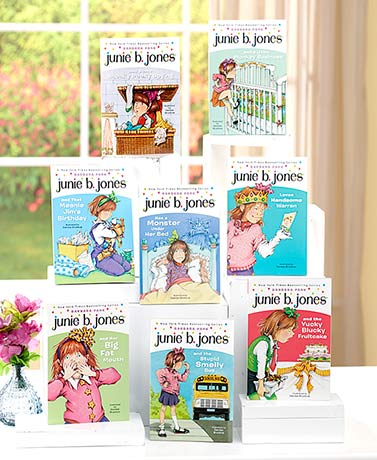 Junie B. Jones® 8-Book Sets
