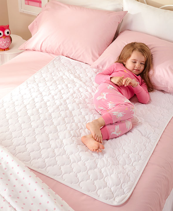 2 Pk. Washable Waterproof Bed Pads ...