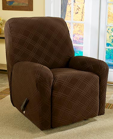 Standard or Jumbo Size Recliner Covers