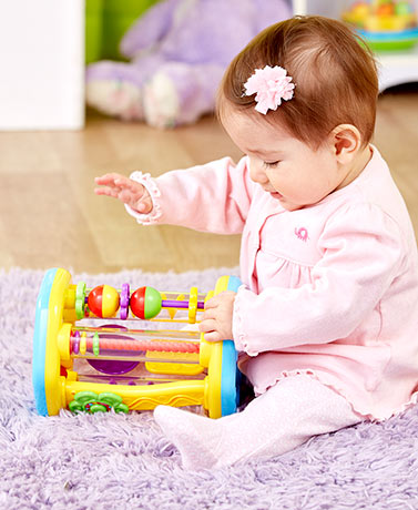 Fun & Roll Baby Activity Toy