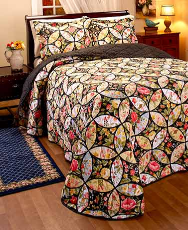 Roswell Bedspread or Sham