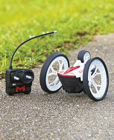 RC Rumbler Stunt Car