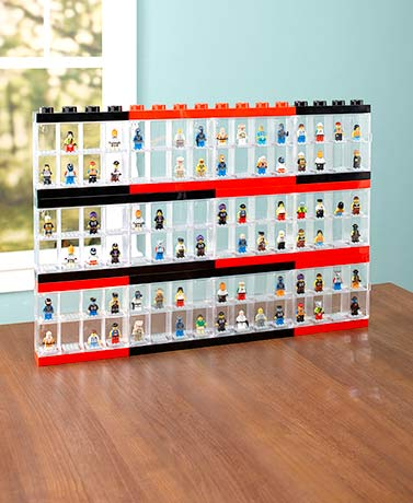 Lego® Minifigure Display Cases