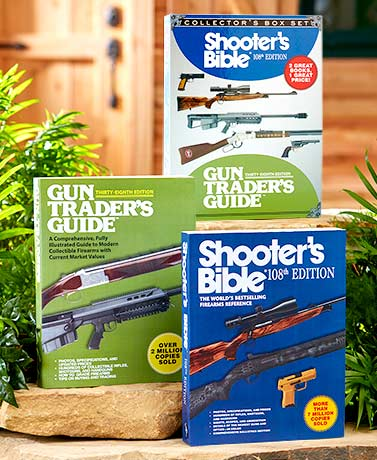 Shooter's Bible & Gun Guide Set