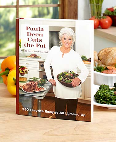 Paula Deen Cuts the Fat Cookbook