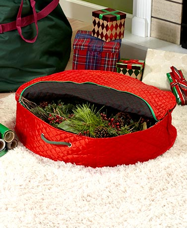 Seasonal Storage Solutions - Wreath Bag