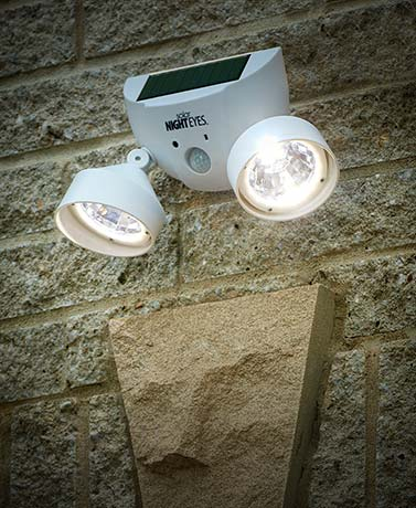 Night Eyes™ Dual-Use Alarm Lights