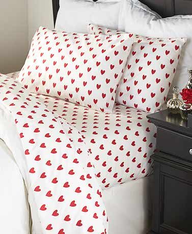 Be Mine Quilt or Sheet Sets