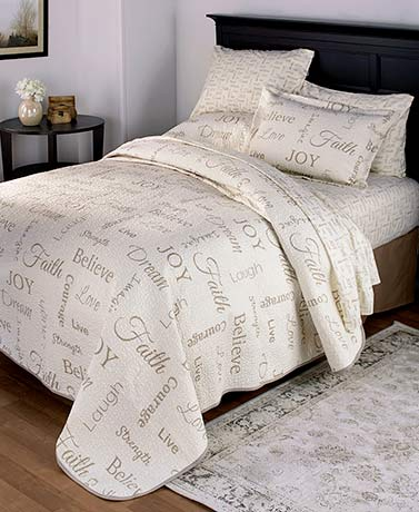 Inspirational Bedding Coordinates