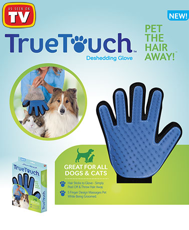True Touch™ Deshedding Glove