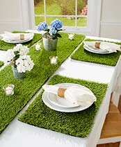 Spring Placemats or Runner