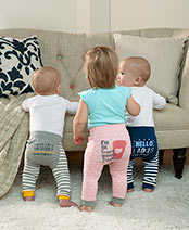 Novelty Baby Leggings