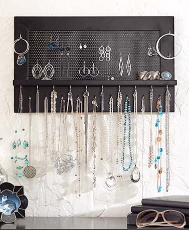 Wall Hanging Jewelry Organizers