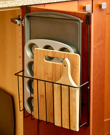 Over-Cabinet Large Basket Organizers