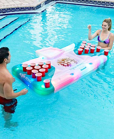 LED Lighted Inflatable Aqua Pong™